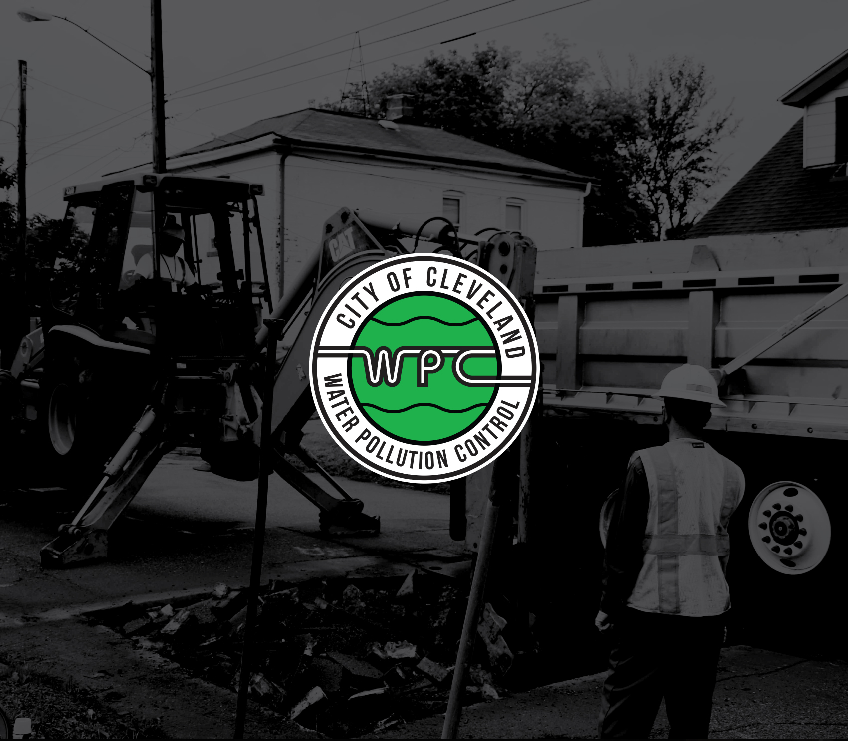 Project placeholder graphic featuring WPC logo over an image of construction workers